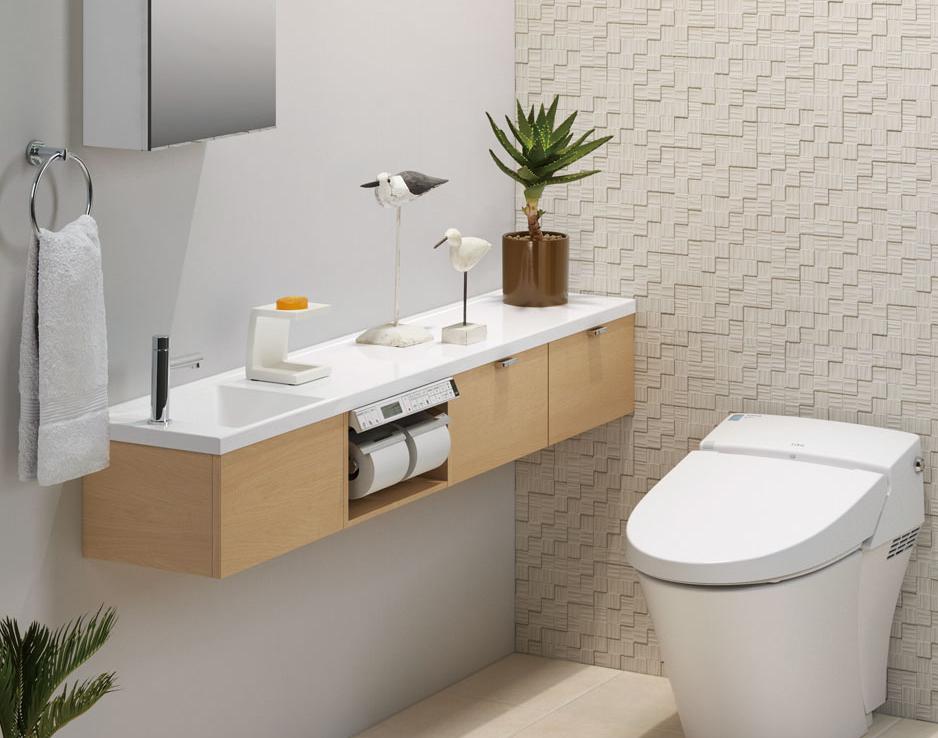 収納 トイレの収納兵庫県神戸明石姫路の分譲戸建て注文住宅