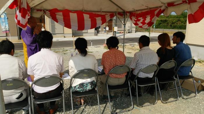 加古川地鎮祭