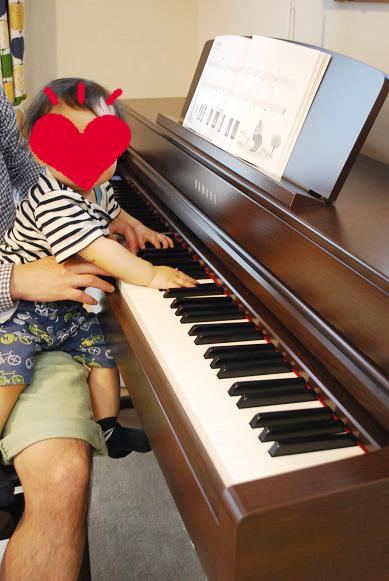 小さなピアニスト RETATTI