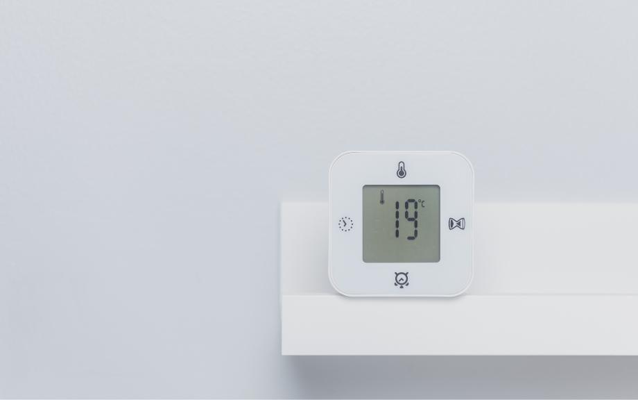 室内の温度差