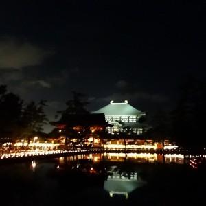 東大寺:燈花会6