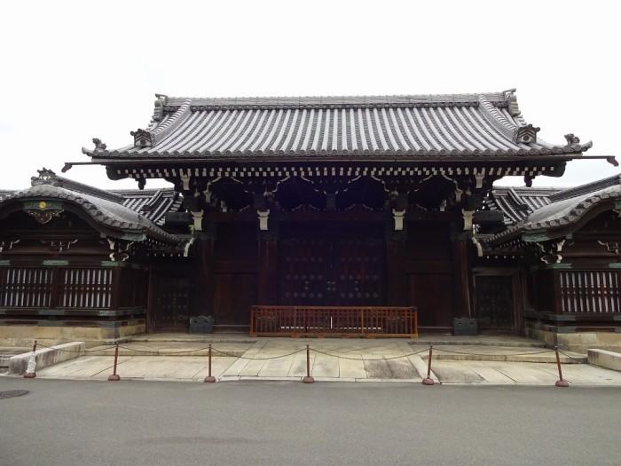 西本願寺・大玄関2