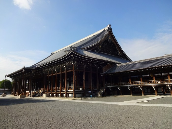 西本願寺・御影堂1