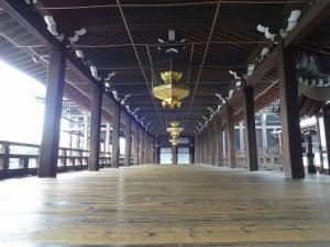 西本願寺・渡り廊下4