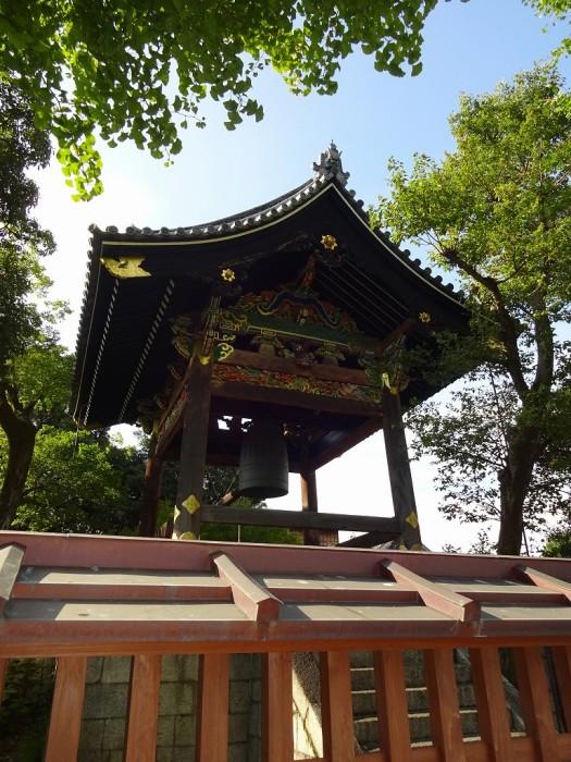 西本願寺・鐘楼3