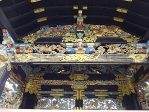 西本願寺・唐門7