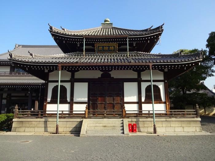西本願寺・経蔵1