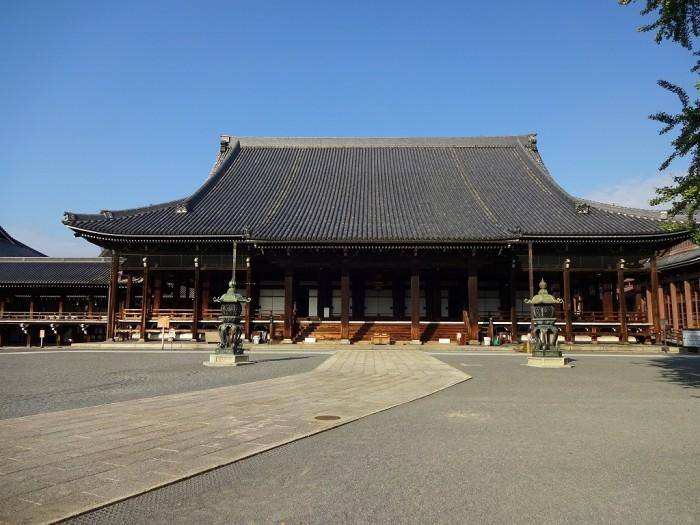 西本願寺・阿弥陀堂1