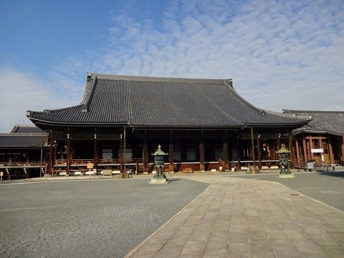 西本願寺・阿弥陀堂2