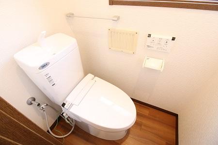 節水型トイレ リフォーム