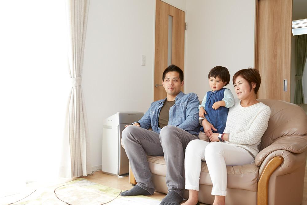 <p>勝美住宅に決めた理由は何ですか?</p>