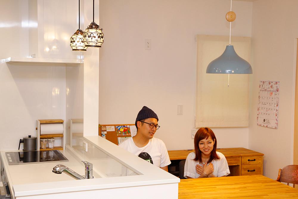 <p>勝美住宅に決めた理由は何ですか。</p>