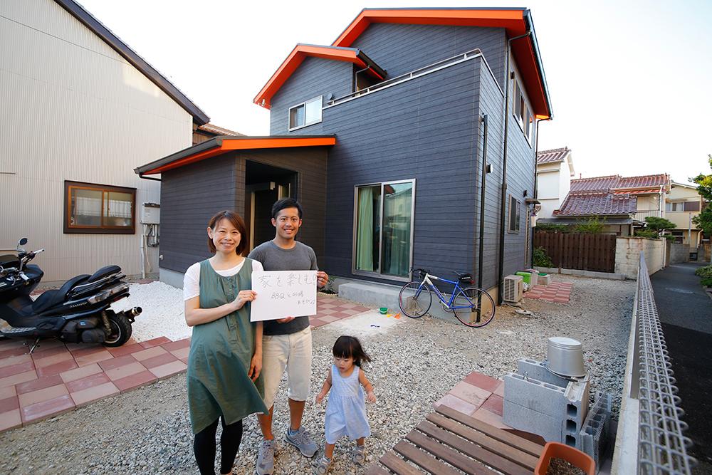 <p>地震に強い家だと感じますか?</p>