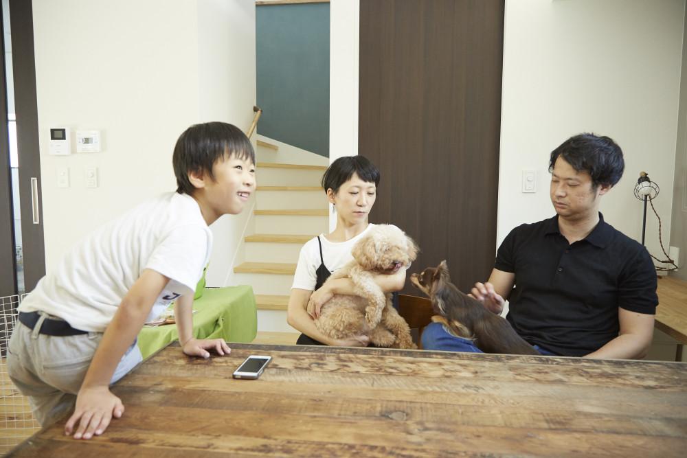 <p>勝美住宅を訪ねた理由を教えてください?</p>