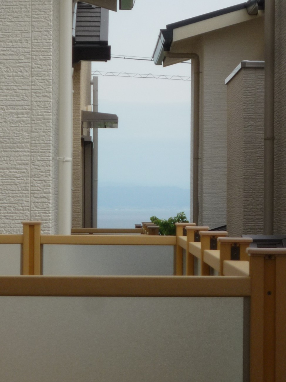オーシャンヒル9バルコニーからの眺め2