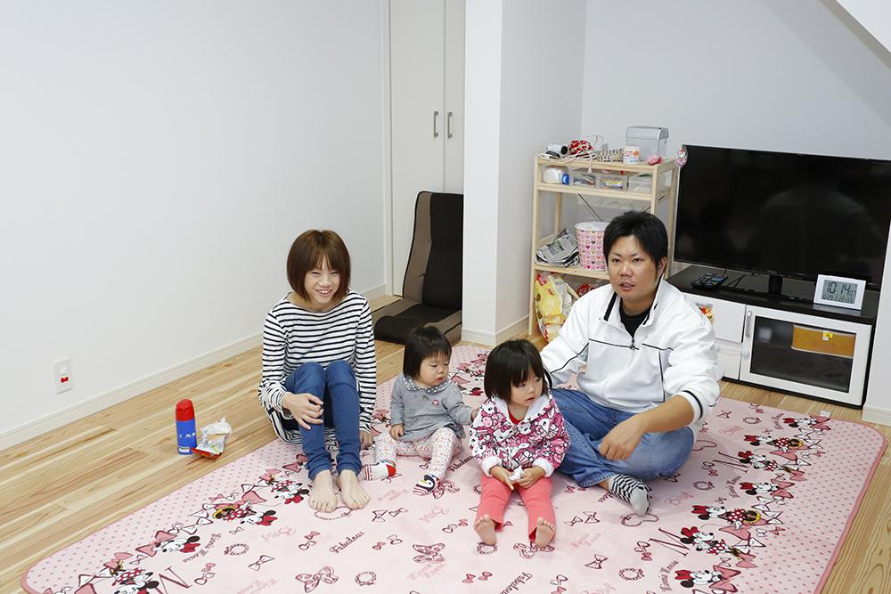 <p>勝美住宅にはお一人で足を運ばれたそうですね</p>