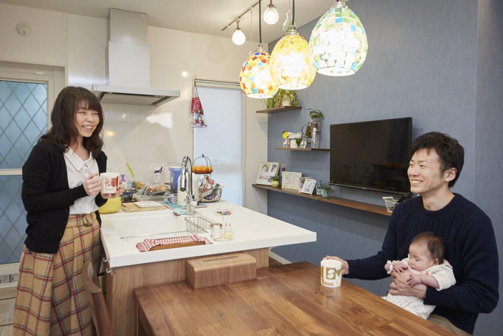 <p>勝美住宅に決めた理由はなんですか?</p>