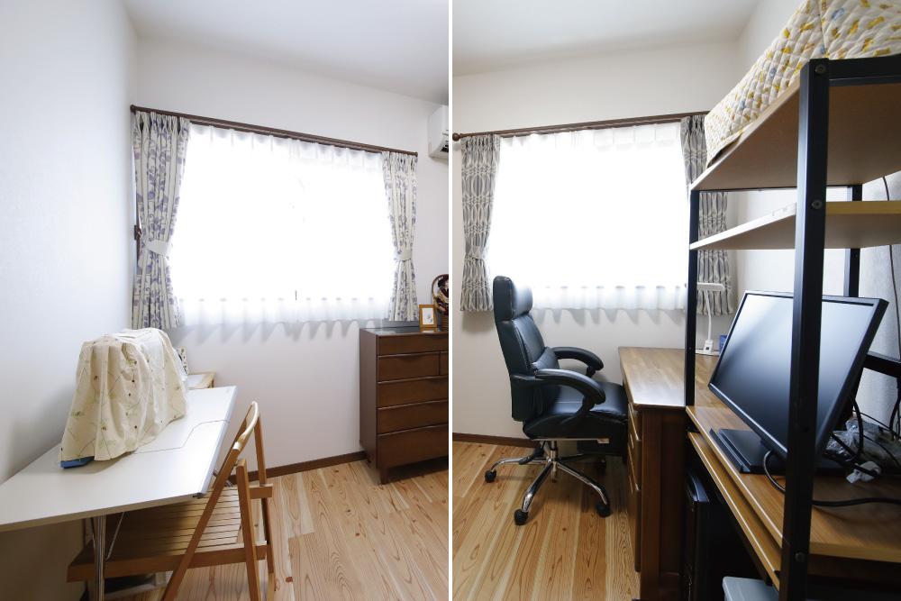 <p>ご趣味に集中できる部屋を作られたそうですね</p>