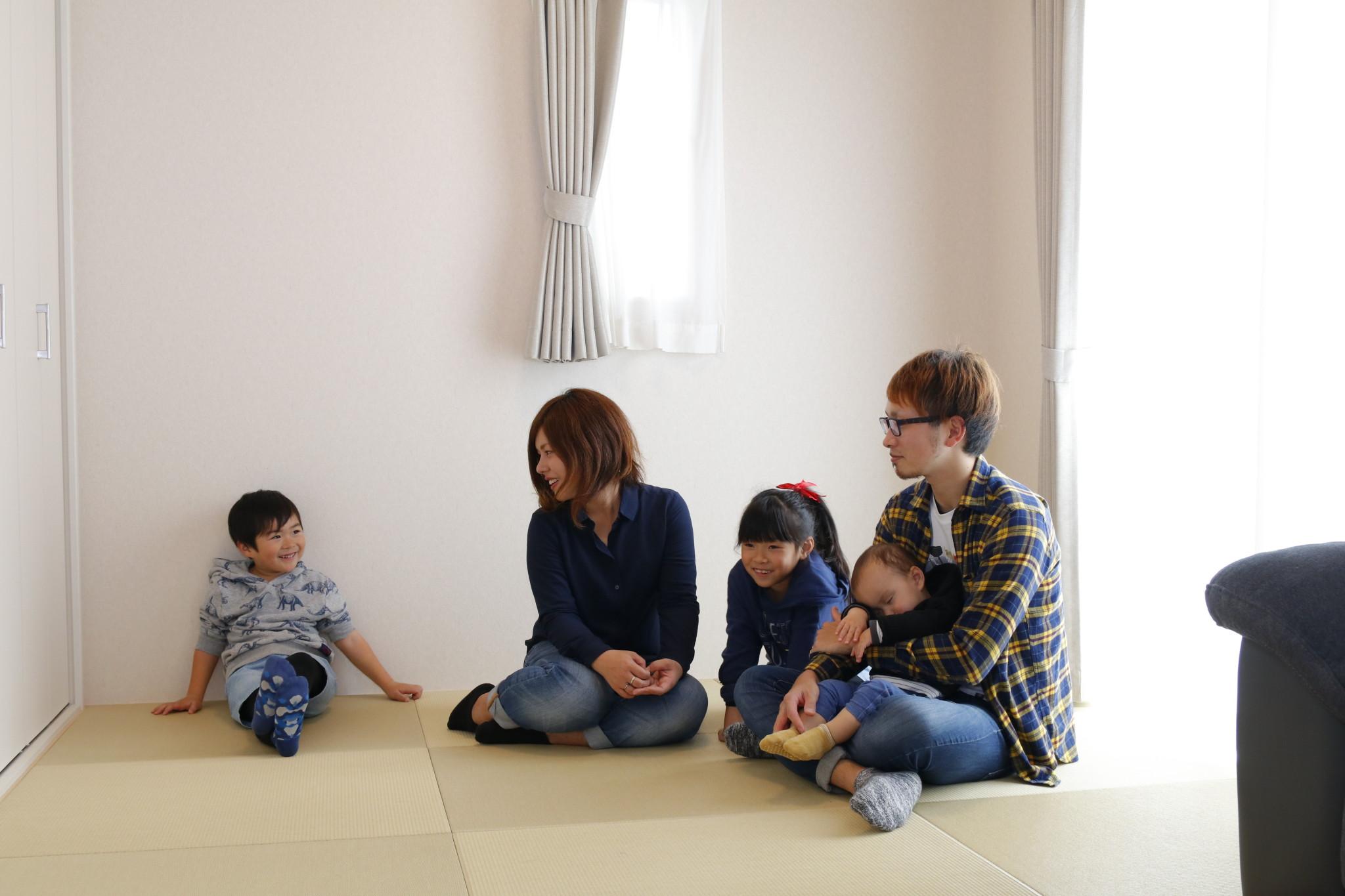 <p>勝美住宅をどのようにして知りましたか?</p> <p>土地はすぐに見つかりましたか?</p>