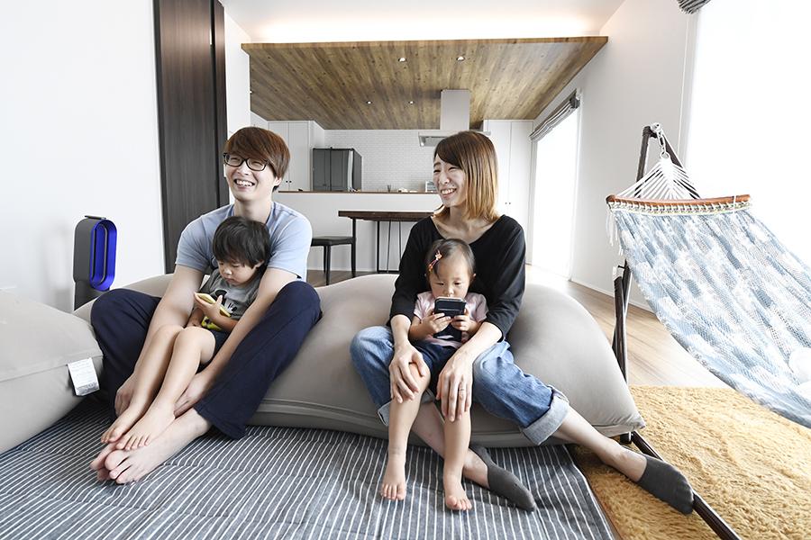 <p>勝美住宅以外のハウスメーカーを訪ねましたか?</p>