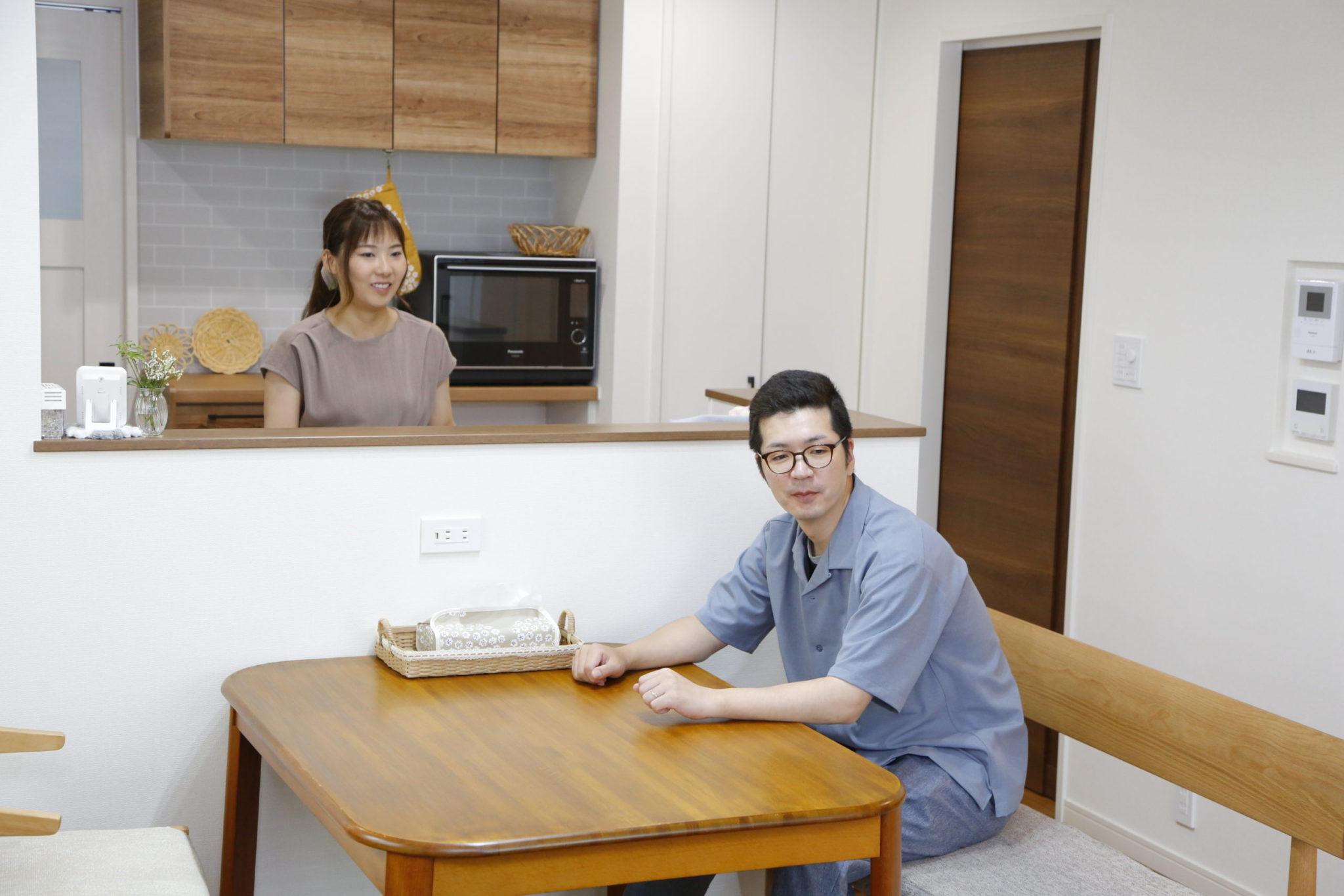 <p>勝美住宅に決めた理由を教えて下さい。</p>