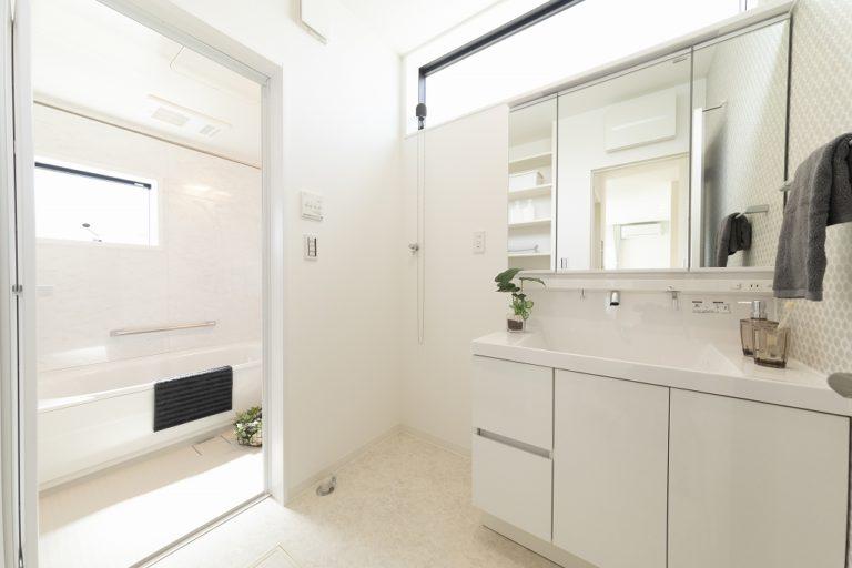 ■洗面室<br />